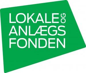 Logo for Lokale og Anlægsfonden