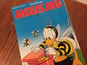 Anders And Særudgave om biavl